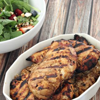 Favorite Grilled Chicken Marinade Recipe