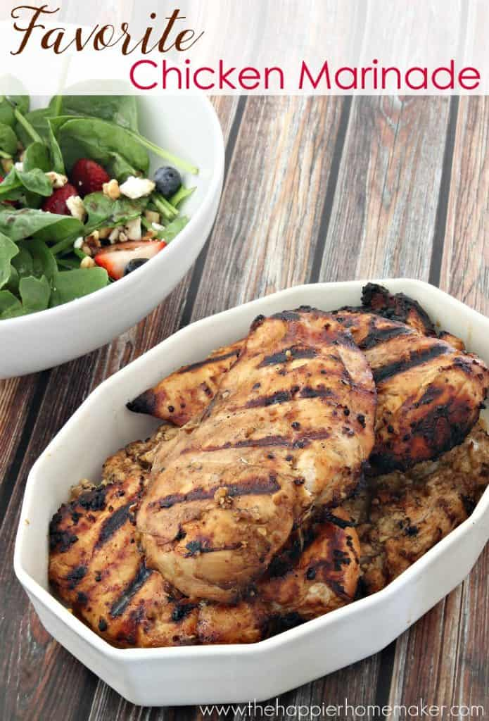 favorite chicken marinade