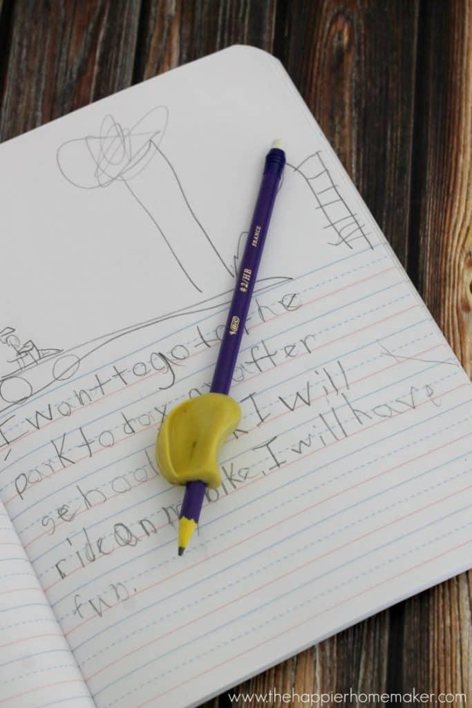 child pencil grip fine mototr
