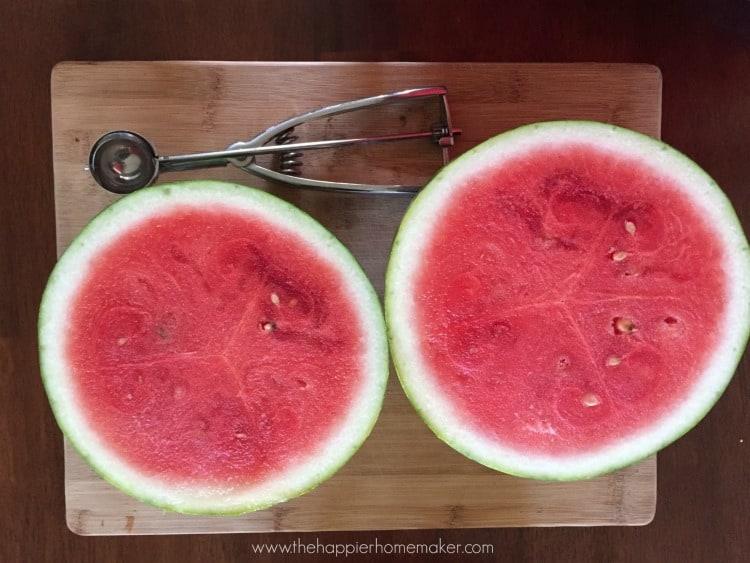watermelon balling