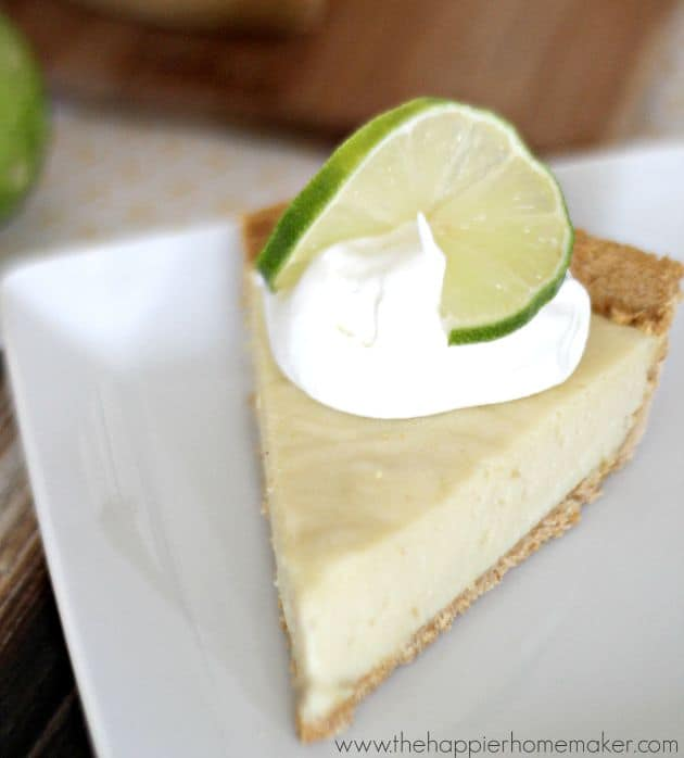 Old fashioned key lime pie 22