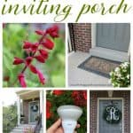 inviting porch in 5 steps