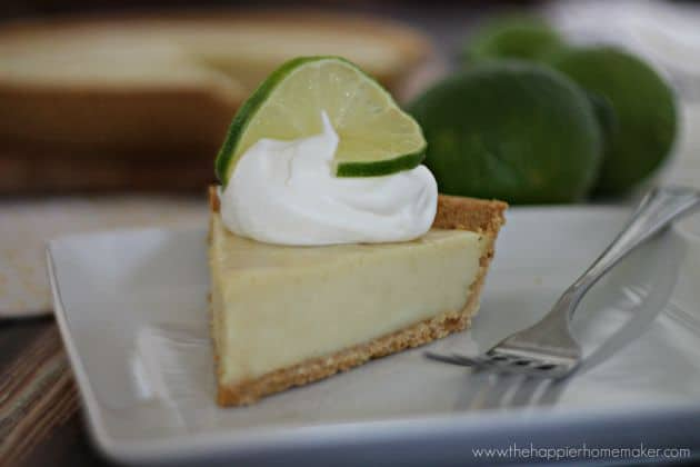 key lime pie no bake recipe