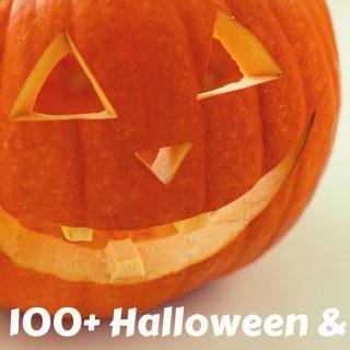 All Things Halloween & Pumpkins!