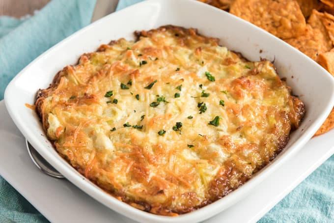 Parmesan Artichoke Dip-2