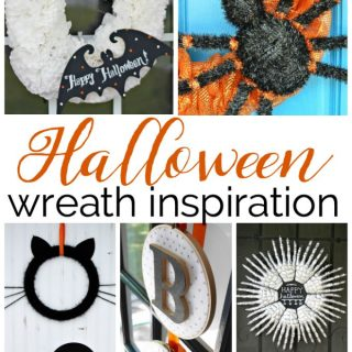 Halloween Wreath Inspiration!