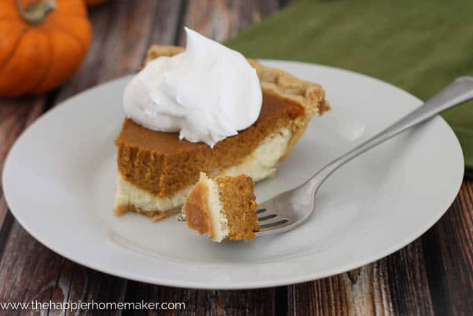 layered cheesecake pumpkin pie-2
