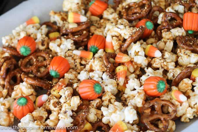 Honey Harvest Munch Recipe-1