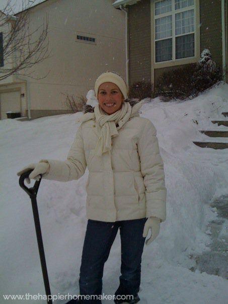 kansas snow