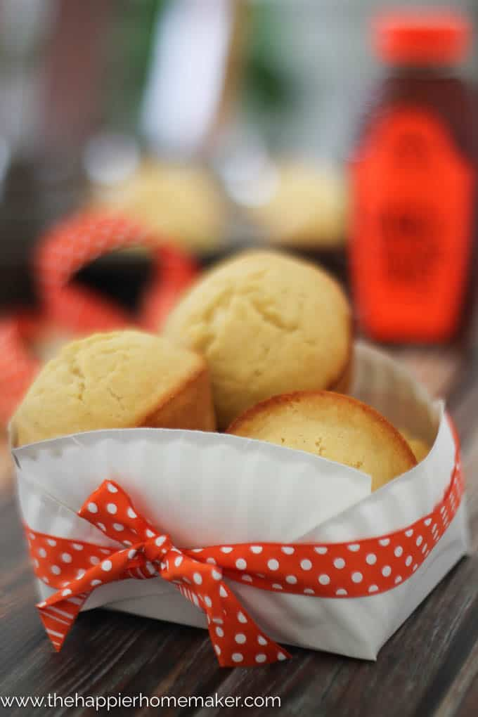 Honey Cornbread Muffins-4
