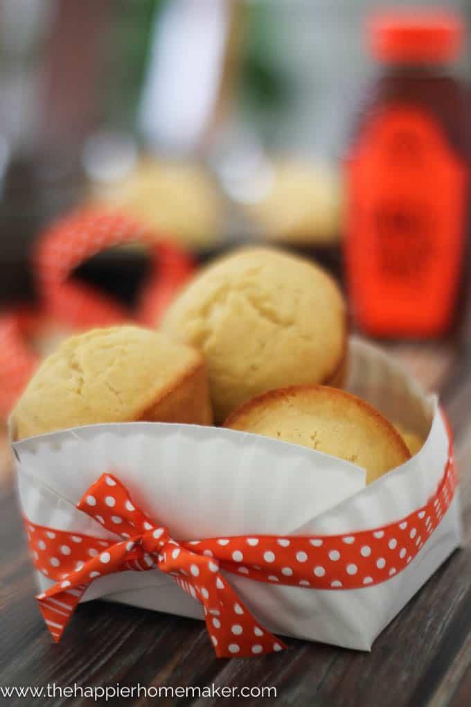 Honey Cornbread Muffins-4
