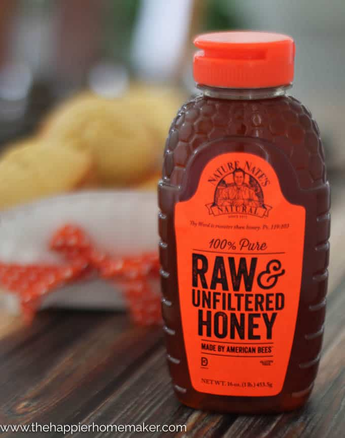 Honey Cornbread Muffins-5