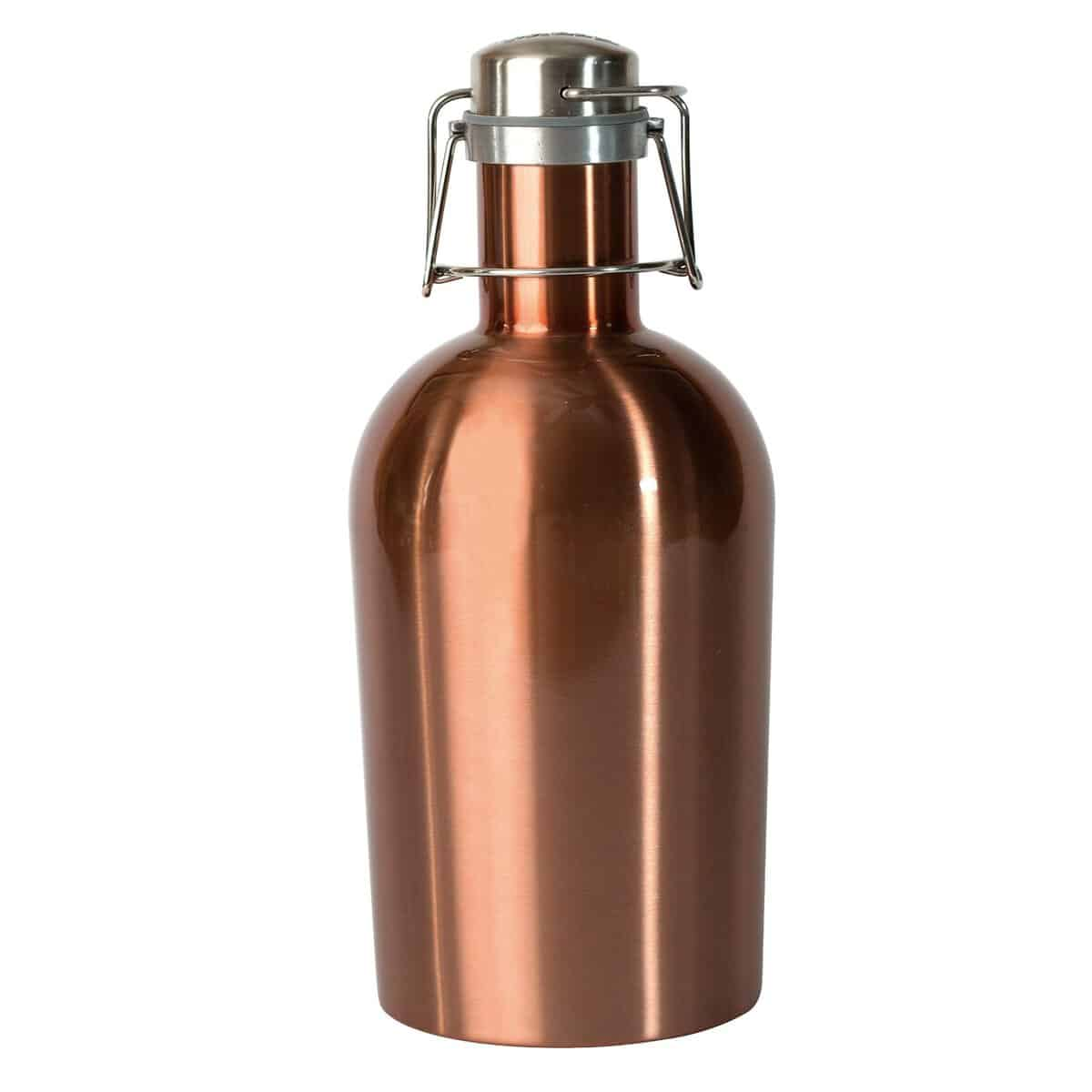 brass growler