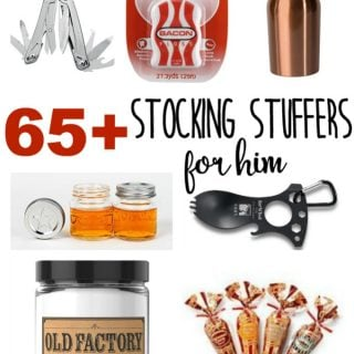 Stocking Stuffer Ideas for Him