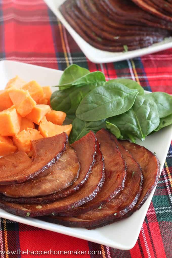 Honey Glazed Ham-3