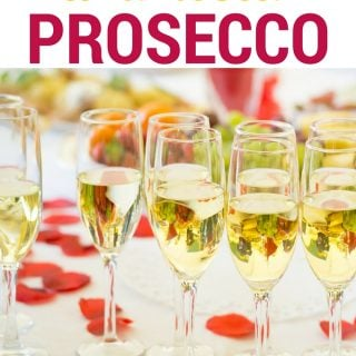 Limoncello Prosecco Cocktail
