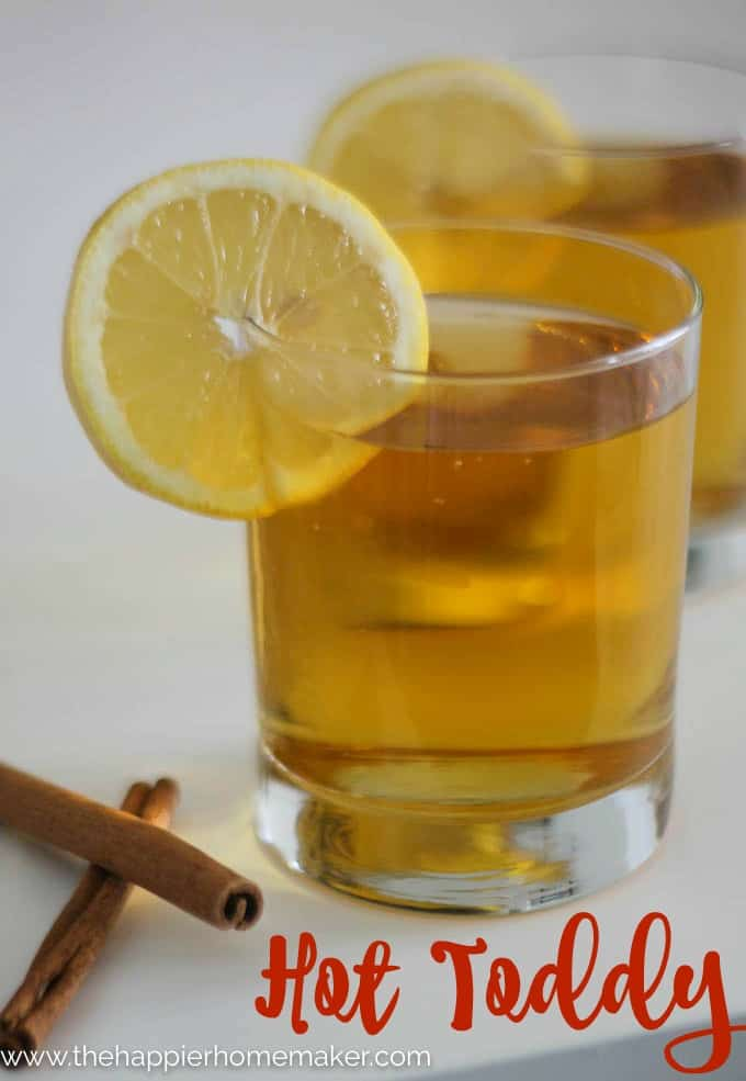 Classic Hot Toddy Recipe