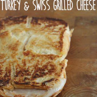 Hawaiian Turkey Grilled Cheese