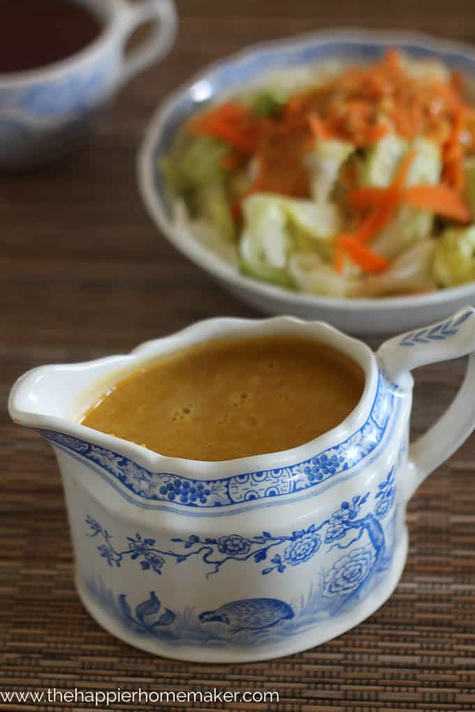 Japanese Ginger Salad Dressing-2