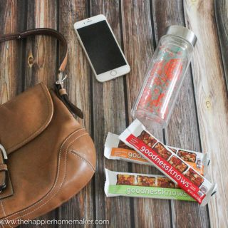 Slim Down Secrets: 3 Essentials When You Leave the House