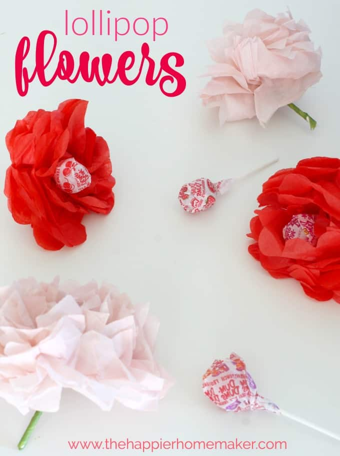lollipop flowers