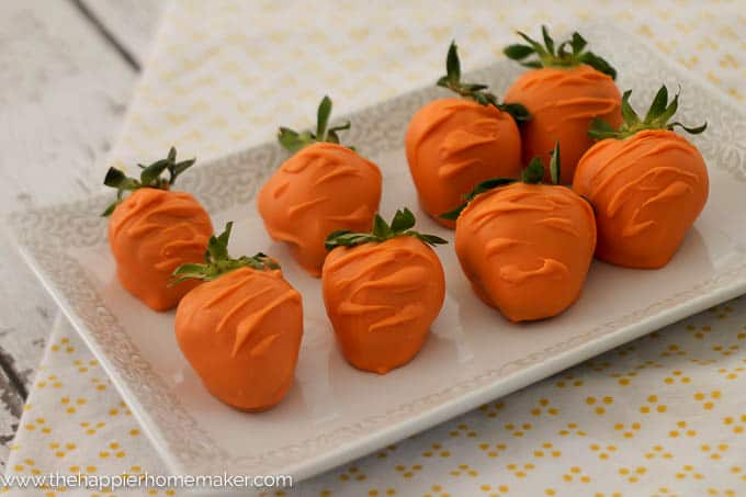 Chocolate Strawberry Carrots-1