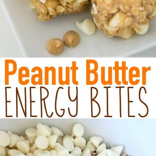 Easy Peanut Butter Energy Bites