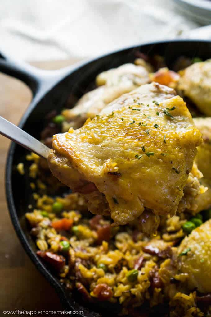 Spanish-chicken-and-rice