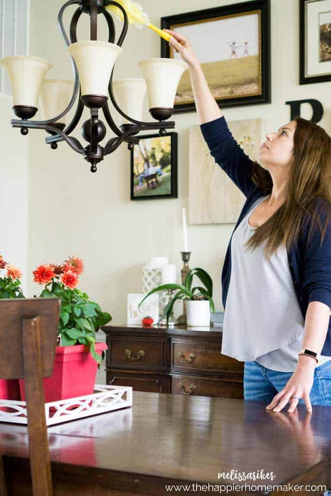 Maintaining A New Home Clean The Happier Homemaker