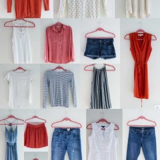 Create a Capsule Wardrobe & Find Your Style