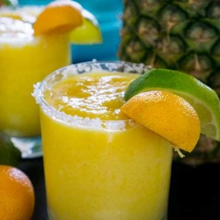 Pineapple Frozen Margarita Recipe