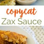 Zaxby's Zax Sauce is my absolute favorite for dipping chicken or fries! I love this copy cat recipe-it's so easy to make!