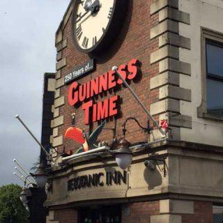 Travel Update: Newcastle, Edinburgh & Belfast