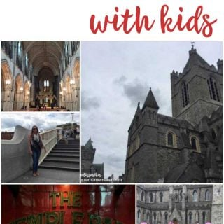 How to visit Dublin, Ireland with kids-you can still enjoy the best of the city even if you're traveling as a family!