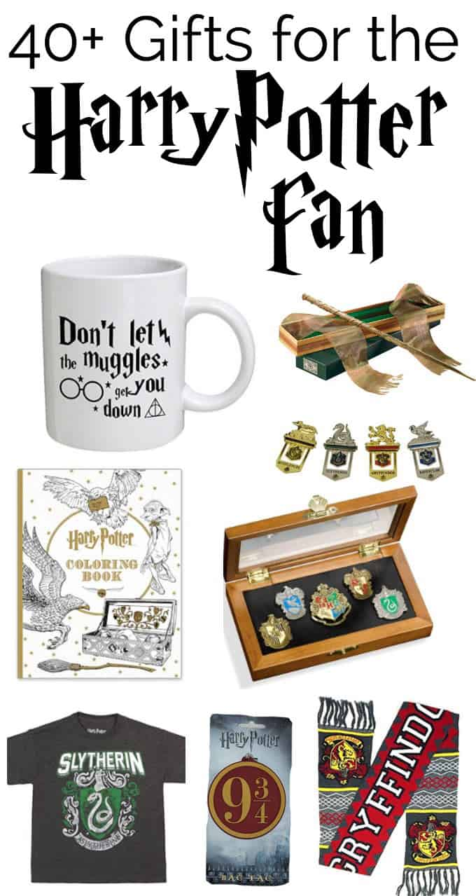 40 gifts for harry potter lovers the happier homemaker