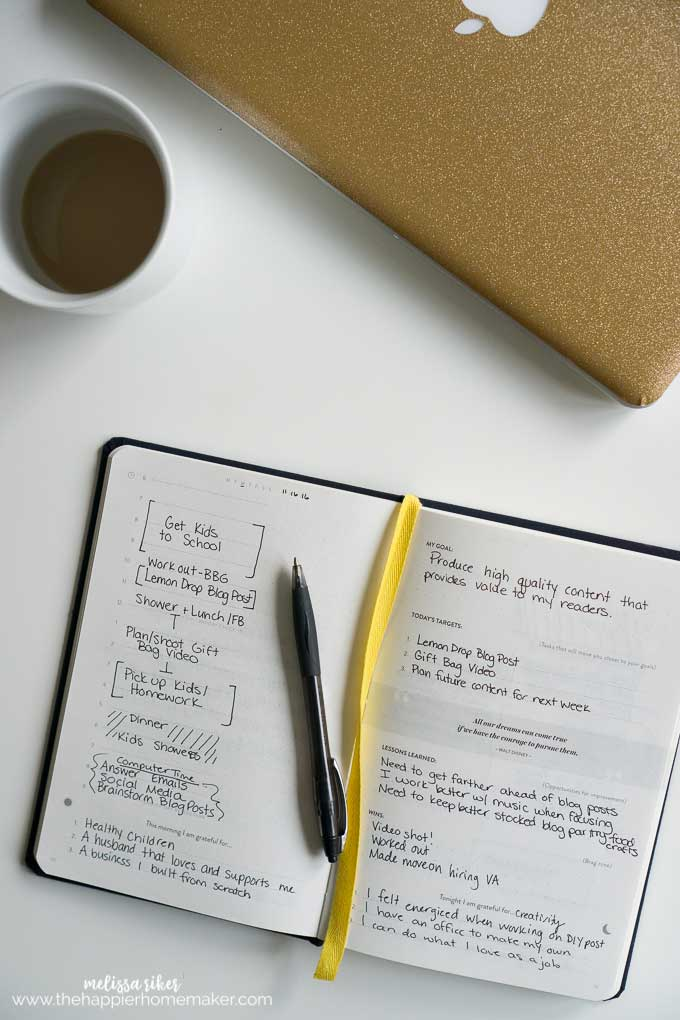 Boost your productivity and accomplish your goals with the help of the Best Self Planner.
