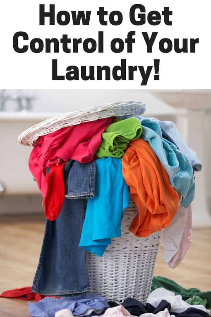 3 tips that will totally overhaul the way you do laundry and help you gain control over the hamper!