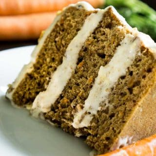 Best Ever Classic Carrot Cake