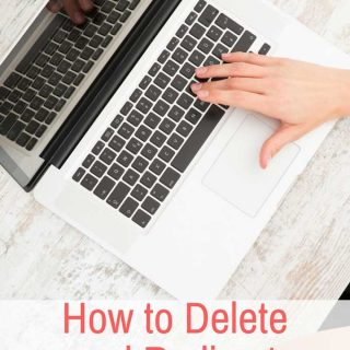 How to Delete and Redirect Blog Posts