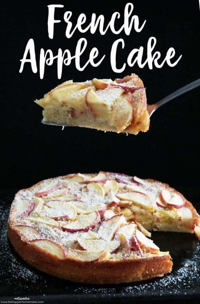 French Normandy Apple Cake Recipe