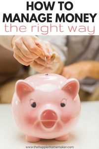 How to manage money the right way- using the Dave Ramsey Baby Steps and Financial Peace University online