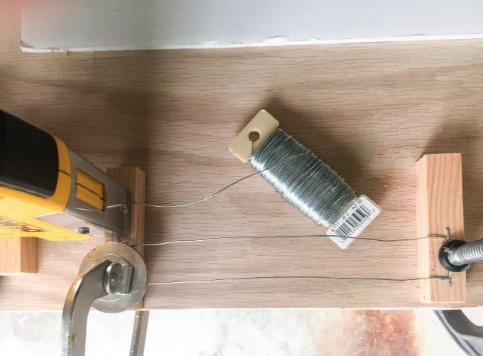 How to make a mason jar utensil organizer