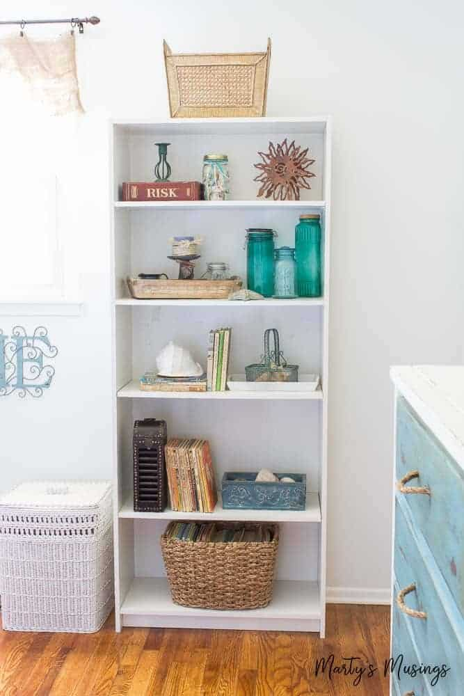 3 easy and cheap summer decorating ideas the happier for Cheap nautical decorating ideas
