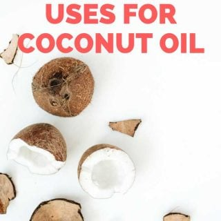 over 30 surprising uses for coconut oil-both in the kitchen, for your health and your hair and skin! Who knew one thing could have so many uses?