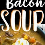 ham potato bacon soup