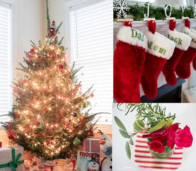Inexpensive Christmas Decorating Ideas | Holiday Decorating on a Budget