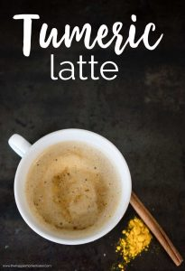 Want to try adding turmeric to your diet to reduce inflammation? This turmeric latte is a delicious and easy way to add some spice to your morning coffee and get your turmeric at the same time!