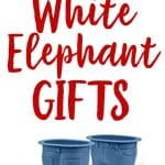 White Elephant Gift parties are a hilarious way to celebrate the holidays. Check out these hilarious white elephant gifts that are sure to have the entire party laughing!