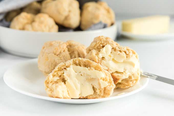 easy homemade biscuit recipe