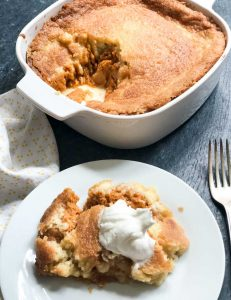 buttery pumpkin dump cake recipe